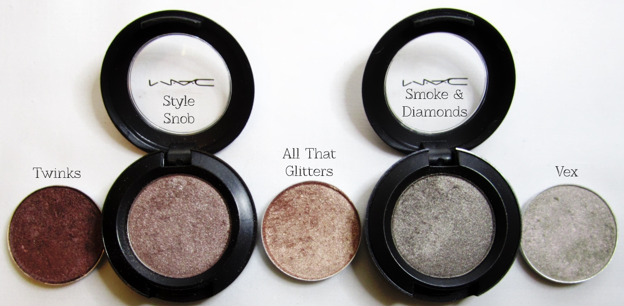 my top 10 mac eye shadows | stash matters