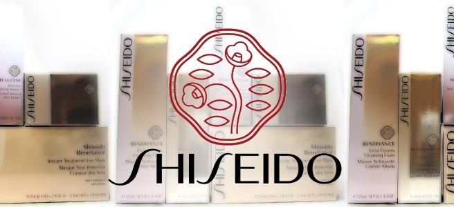 Shiseido skincare reviews