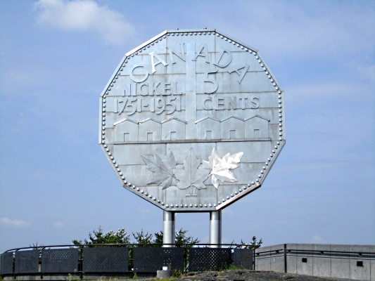Big Nickel, Sudbury