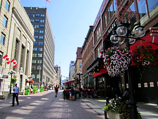 Sparks Street, Ottawa