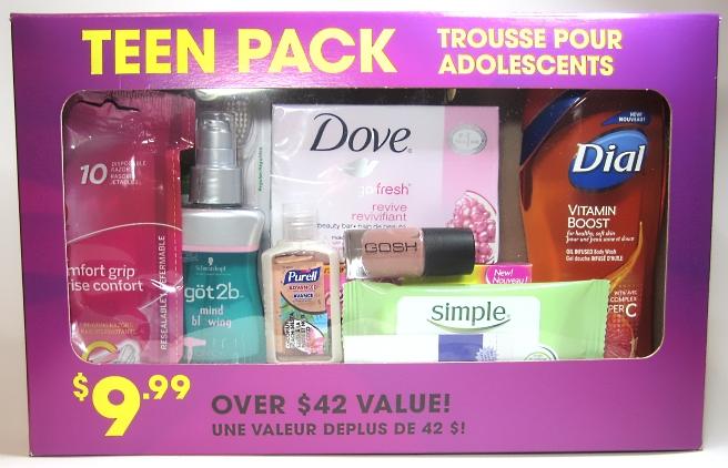 Teen Pack 51