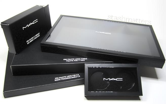 MAC Pro Palettes