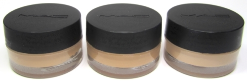 MAC foundation samples