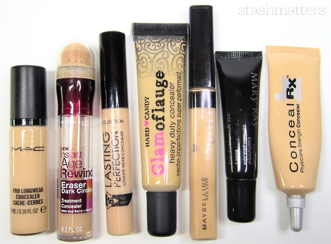 Collection Lasting Perfection Ultimate Wear Concealer comparisons