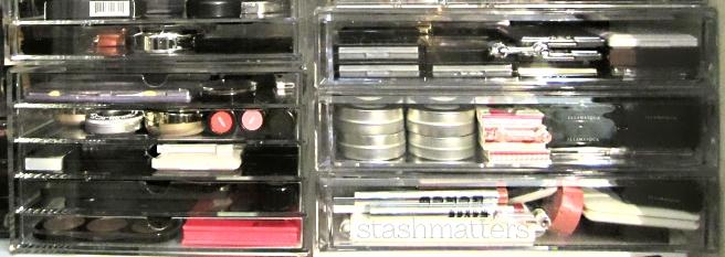Muji drawers
