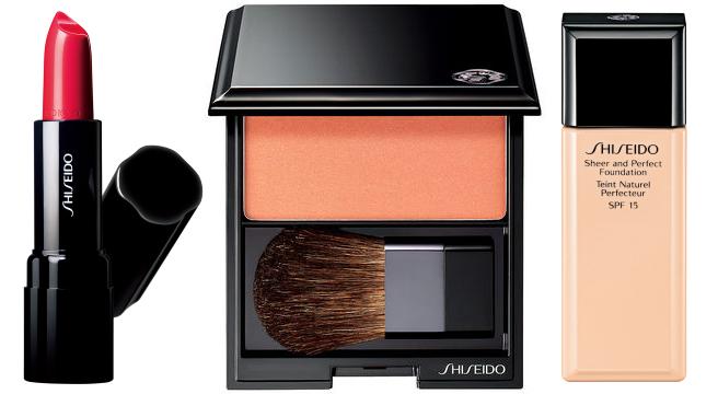 Shiseido_favourites