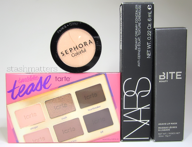 SEphora_VIB_haul_April2016_2