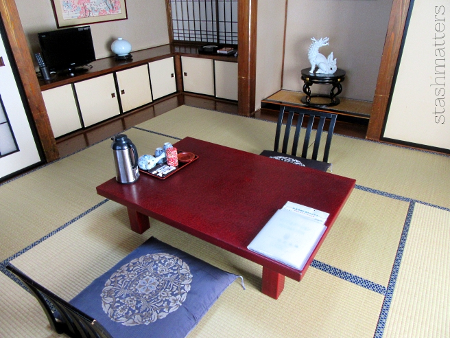Matsuya Ryokan (traditional Japanese Inn)