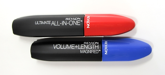 New Revlon Mascaras: Ultimate All-in-One and Volume + Length Magnified