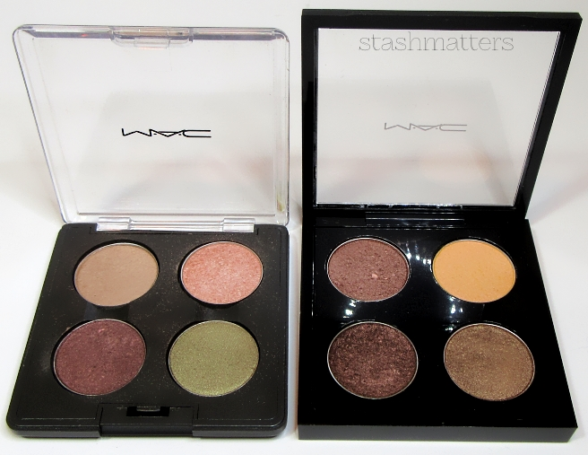 ... into MAC palettes: old Milani, old The Body Shop, Annabelle, Smashbox, and Lancome. And I'm sure many more – the 26mm is pretty much the standard pan ...
