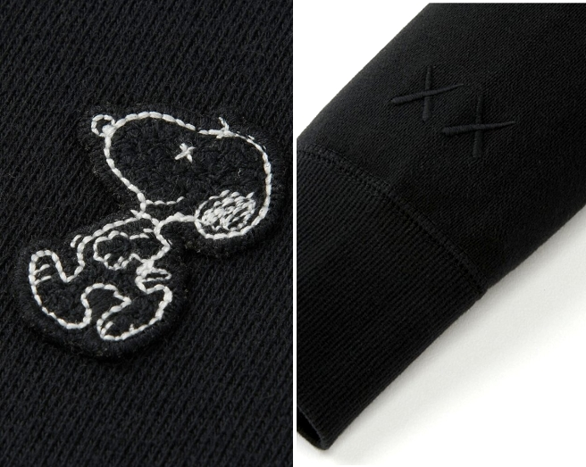 KAWS x Peanuts x UNIQLO collection
