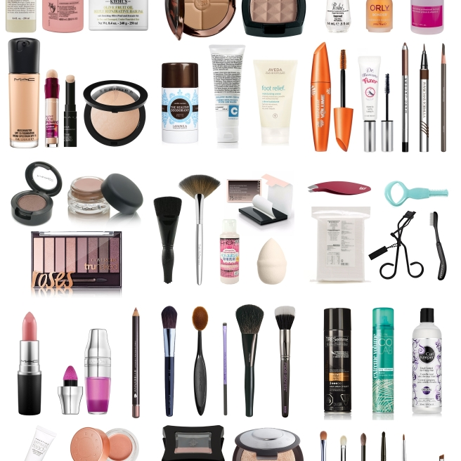 2019 year for lady- Items Cosmetics with name
